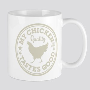 My Chicken Tastes Good Mug