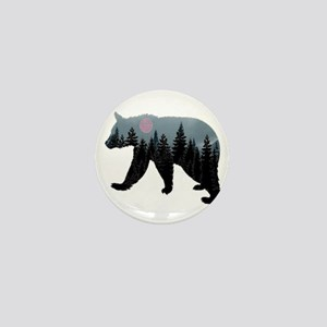 CLOUD BEAR Mini Button