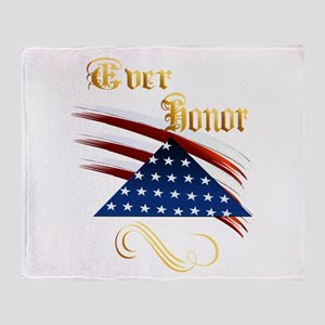 Ever Honor Throw Blanket