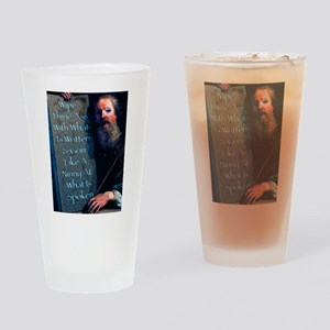 Wipe Thine Ass With Drinking Glass