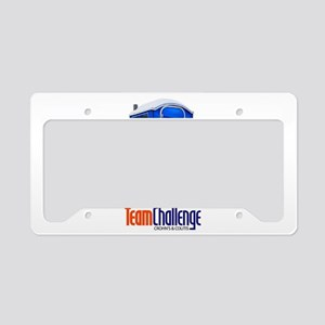 CCFA Potty TC License Plate Holder