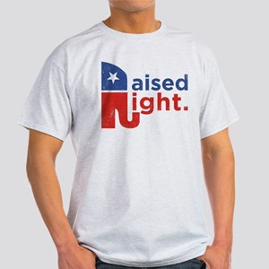 Raised Right Light T-Shirt