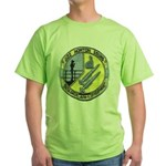 USS NORTON SOUND Green T-Shirt