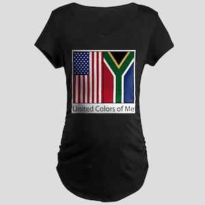uksame Maternity Dark T-Shirt