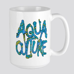 AQUA CULTURE CAMO Large Mug