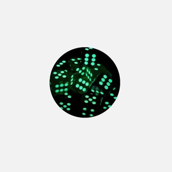 Funny Glow Mini Button