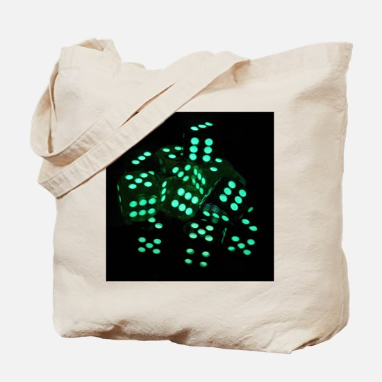 Cute Glow in the dark Tote Bag