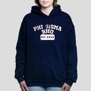 Phi Sigma Rho Athletic Women's Hooded Sweatshirt