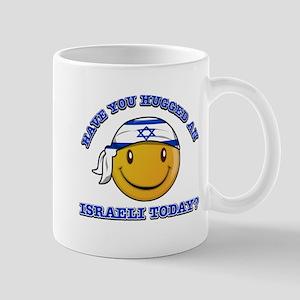 Cute Israeli Smiley Design Mug