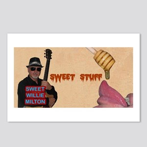 Sweet Willie Milton Postcards (Package of 8)