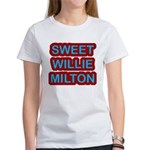 Double-Sided Sweet Willie Milton Women's T-Shirt