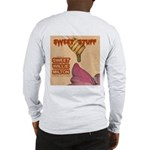 2-Sided Sweet Willie Milton Long Sleeve T-Shirt