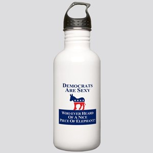 Democrats Are Sexy Stainless Water Bottle 1.0L