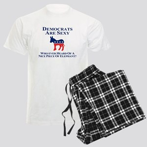 Democrats Are Sexy Men's Light Pajamas