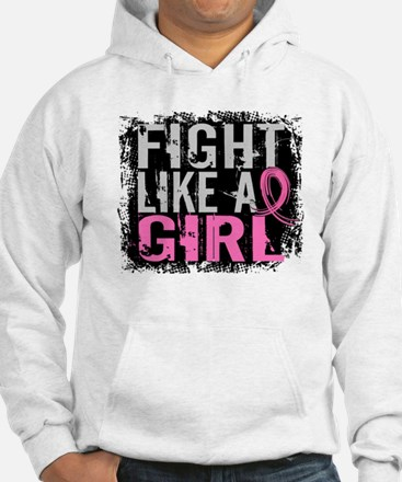 Licensed Fight Like a Girl 31.8 Jumper Hoody