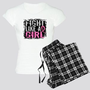 Licensed Fight Like a Girl Women's Light Pajamas