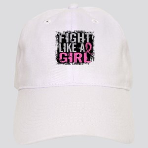 Licensed Fight Like a Girl 31.8 Cap