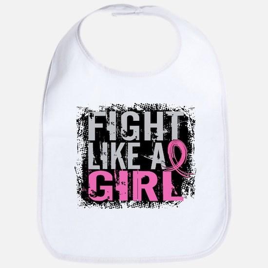 Licensed Fight Like a Girl 31.8 Bib