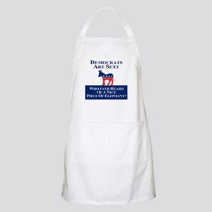 Democrats Are Sexy Apron