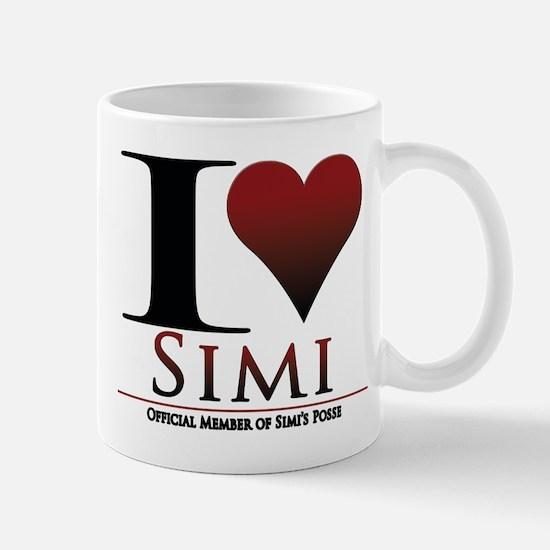 Love Simi Mug