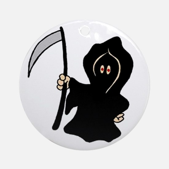 Reapers Apprentice Ornament (Round)