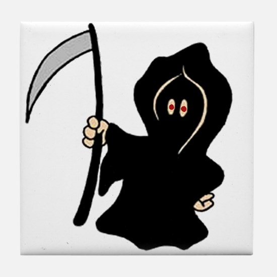 Reapers Apprentice Tile Coaster