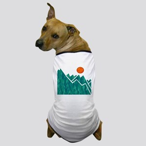 THE SUMMIT Dog T-Shirt