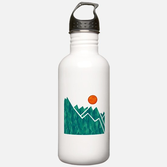 THE SUMMIT Water Bottle