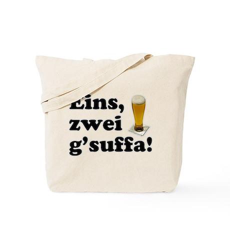 Drink Up Oktoberfest Tote Bag