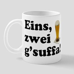 Drink Up Oktoberfest Mug