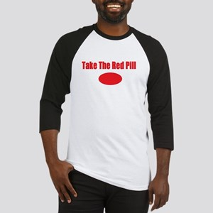 Take The Red Pill Baseball Jersey