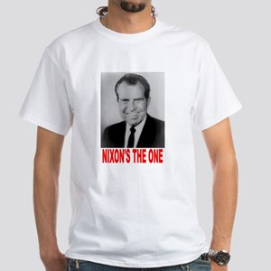 ART Nixons the one T-Shirt