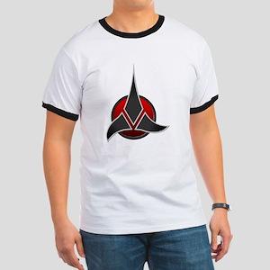 Klingon Empire insignia Ringer T
