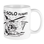 First Solo Flight (Helicopter) Mug