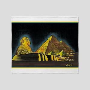 Best Seller Sphinx Throw Blanket