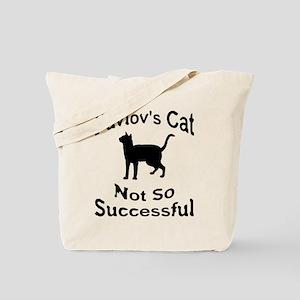 Pavlov's Cat Not So Successfu Tote Bag
