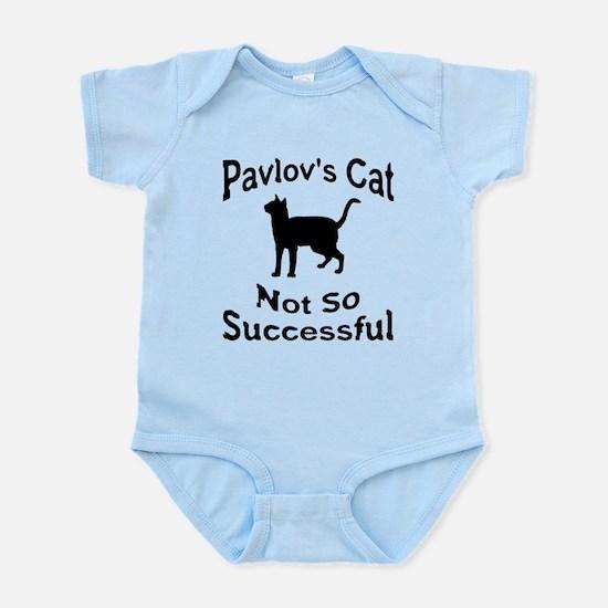 Pavlov's Cat Not So Successfu Infant Bodysuit
