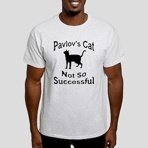 Pavlov's Cat Not So Successfu Light T-Shirt