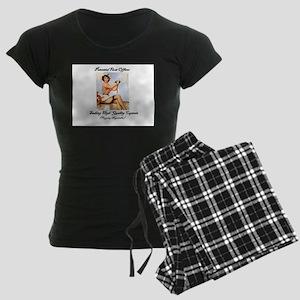 Potential First Officer Women's Dark Pajamas