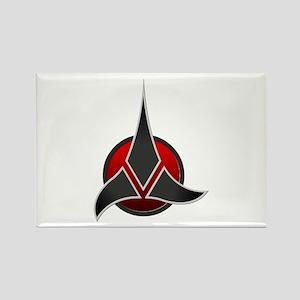 Klingon Empire Signia 3000 Rectangle Magnet
