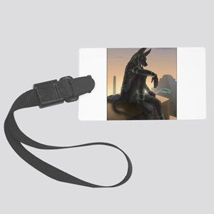 Best Seller Anubis Large Luggage Tag