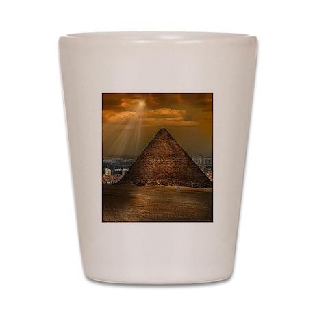 Giza Shot Glass