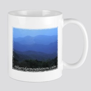 Blue Ridge Mountains North Ca Mug