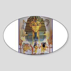 Best Seller Egyptian Sticker (Oval)