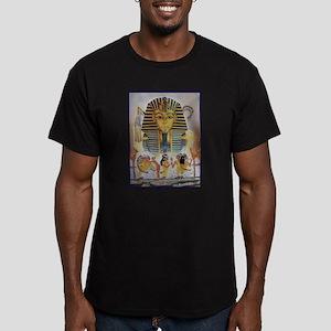 Best Seller Egyptian Men's Fitted T-Shirt (dark)