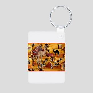 Best Seller Camel Aluminum Photo Keychain