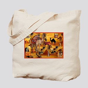 Best Seller Camel Tote Bag