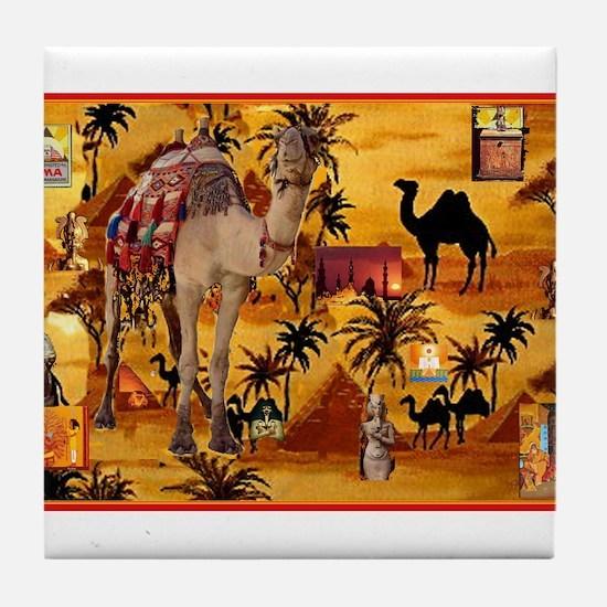 Best Seller Camel Tile Coaster