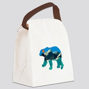 THE POLAR PATH Canvas Lunch Bag