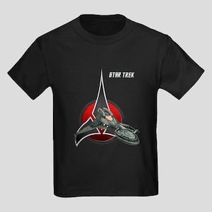 Klingon Empire bobbox Kids Dark T-Shirt